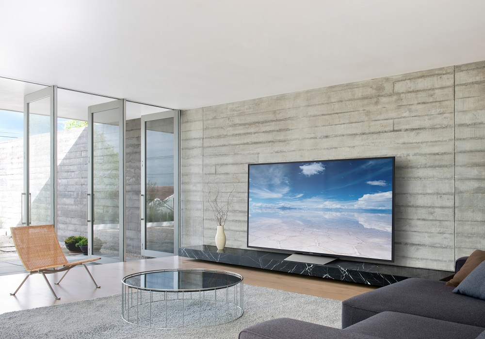 Sony Introduces New Bravia 4K HDR (High Dynamic Range) TV Line-up