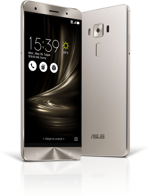 ZenFone 3 Deluxe specifications