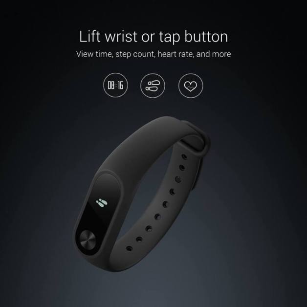 Mi Band 2 launch in India