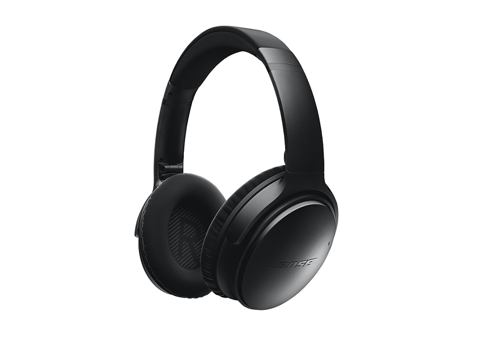 Bose QuietComfort 35 Wireless Noise Cancelling Headphones Launched