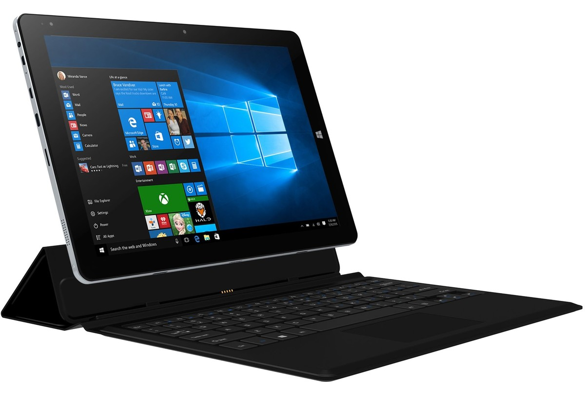 Chuwi Vi10 Plus Tablet boasts of both Win 10 and Remix OS 2.0