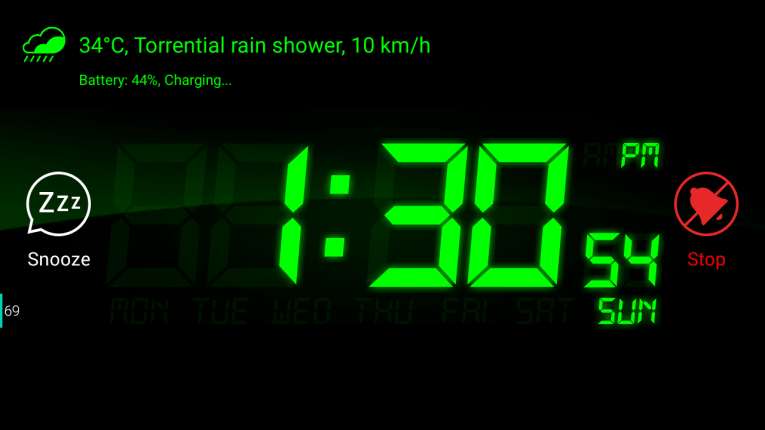 My Alarm Clock design