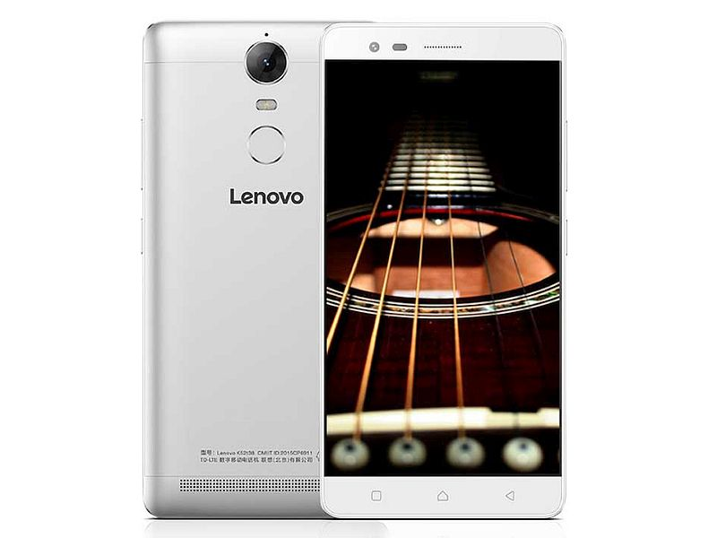 Lenovo K5 Note with 4GB RAM to Launch in India on August 1