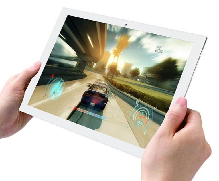 Teclast X10 Plus 2 in 1 Tablet PC gaming performance