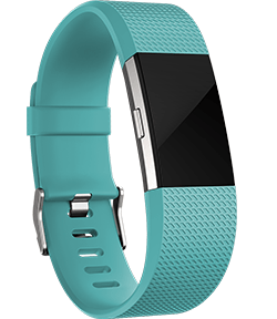 Fitbit Charge 2 with bigger screen and heart rate sensor, announced