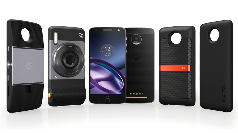 Moto Z, Moto Z Play along with Moto Mods launched in India
