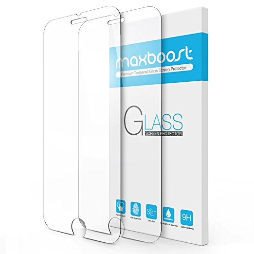 maxboost tempered glass for iphone 7