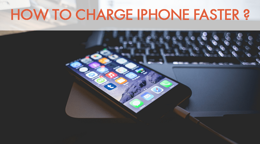 Simple Tips To Charge iPhone Faster