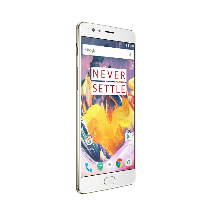 OnePlus 3T Soft Gold Variant Launch Scheduled on 5 January