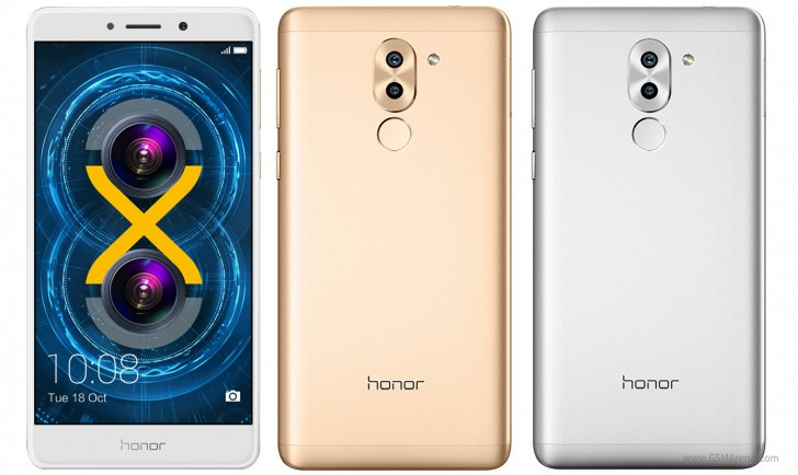 Huawei Rolls Out The Honor 6X Nougat Update