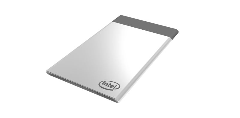 Intel Compute Card : Credit Card Sized Computer