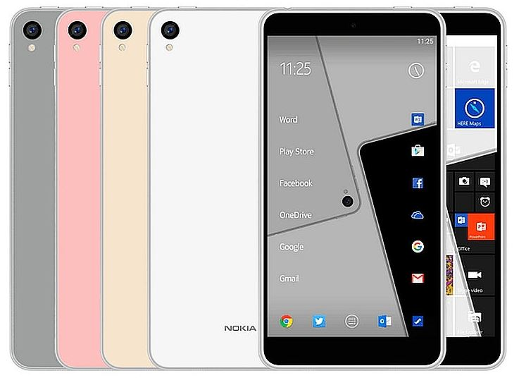 6-7 Nokia Android Phones Coming in 2017