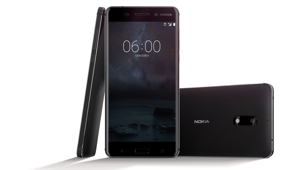 Nokia 6 Android Smartphone Officially Revealed