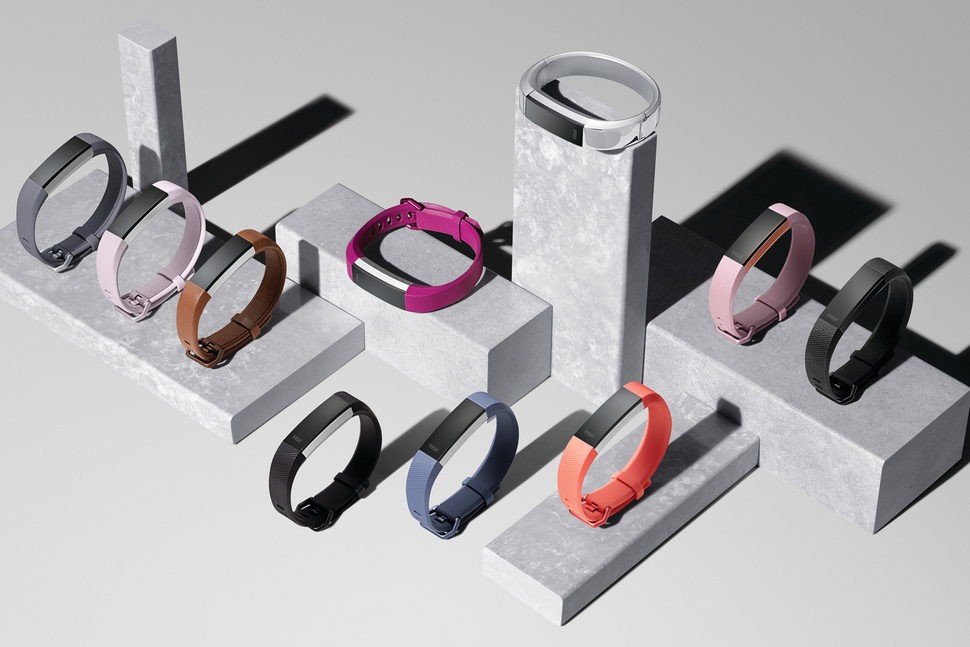 Fitbit Alta HR With Heart Rate Tracking Announced