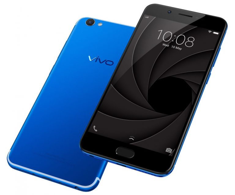 Vivo V5s Energetic Blue Color Variant Launched In India