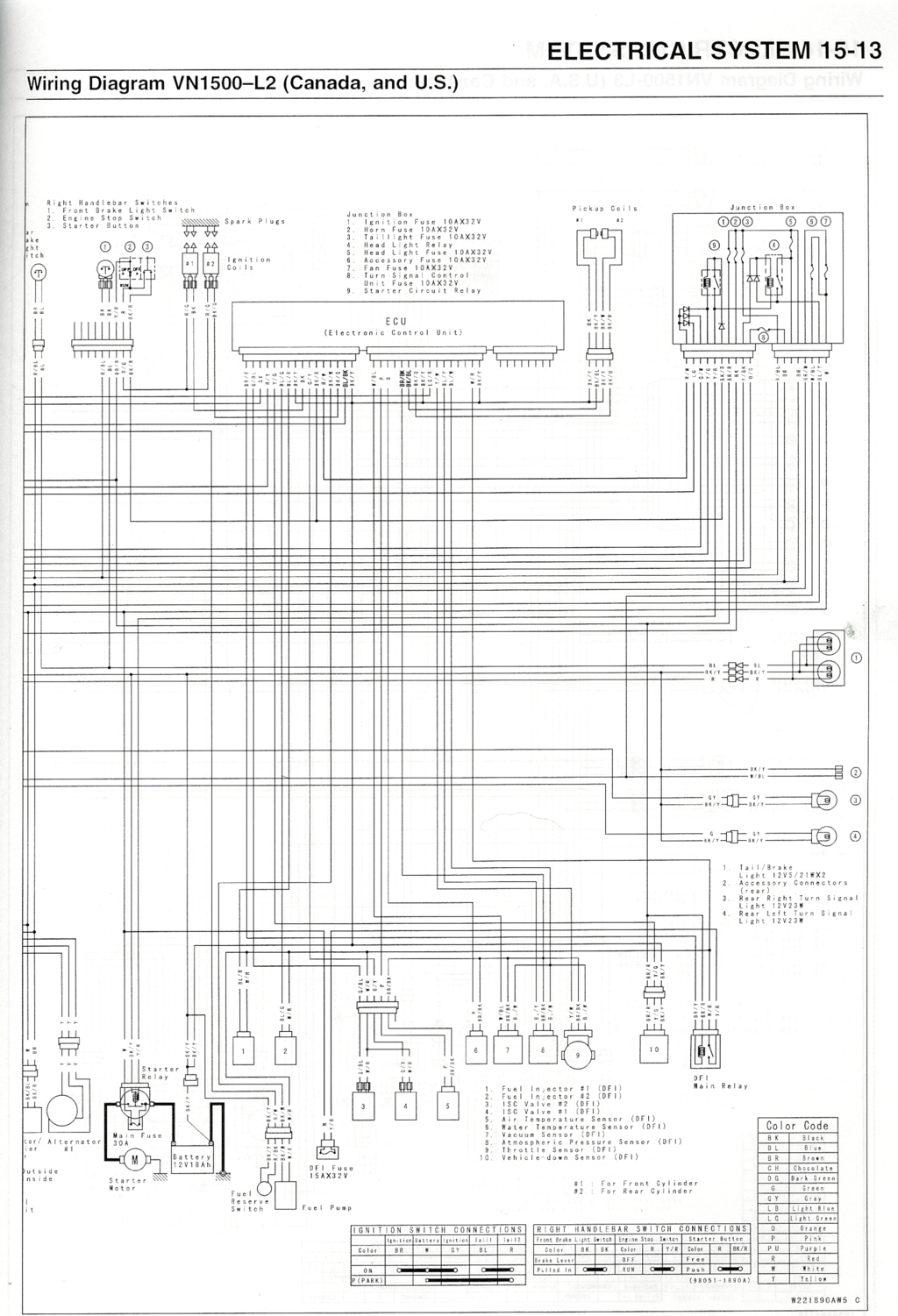 S10 Lighting Wiring Diagram