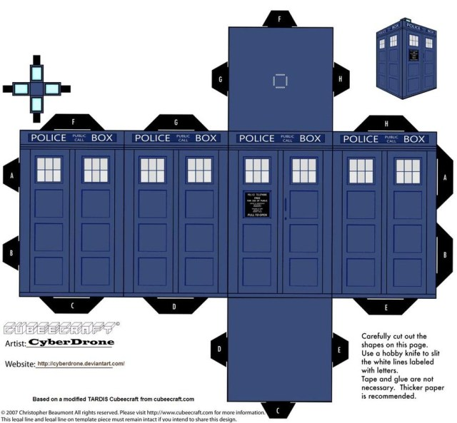 Hardcore fans of Doctor Who aren't satisfied with a Tardis mug . So ...