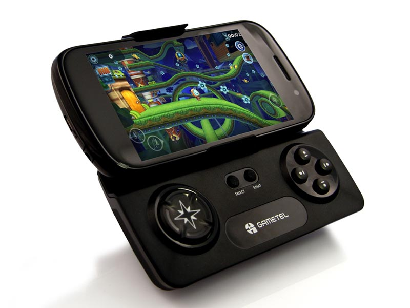 Gametel Portable Game Controller For IOS And Android