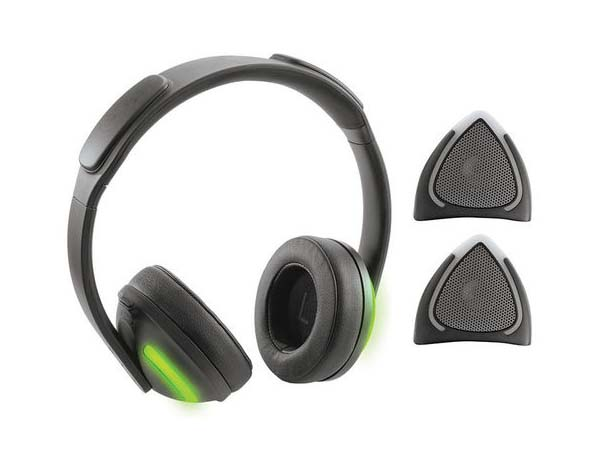 The Cat Ear Wireless Headphones With Removable Ears