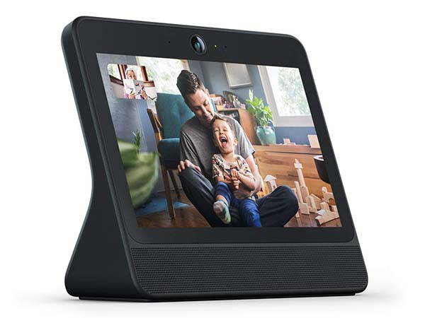 Facebook Portal Smart Home Device With Alexa Built In