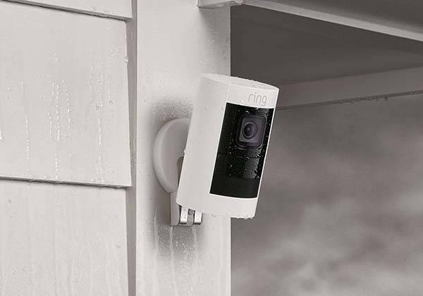 All New Ring Stick Up Wireless Hd Security Camera Supports