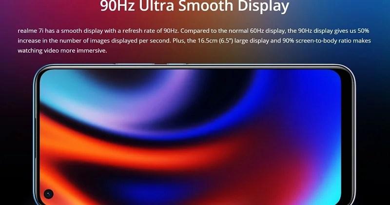 Ultra Smooth Display