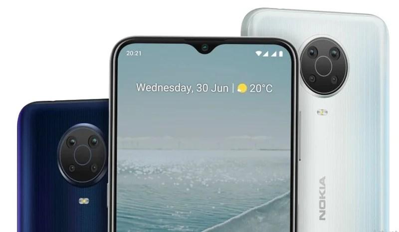 Nokia G20 super camera