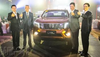 Nissan introduces Nissan Navara Black Edition in the Philippines