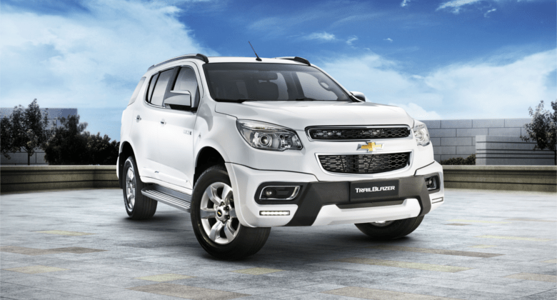 Chevrolet Trailblazer 2015 >> 2015 Chevrolet Trailblazer Variants Introduced At Manila