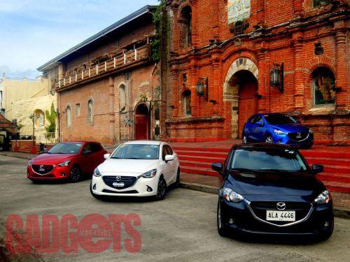 Mazda2 Church