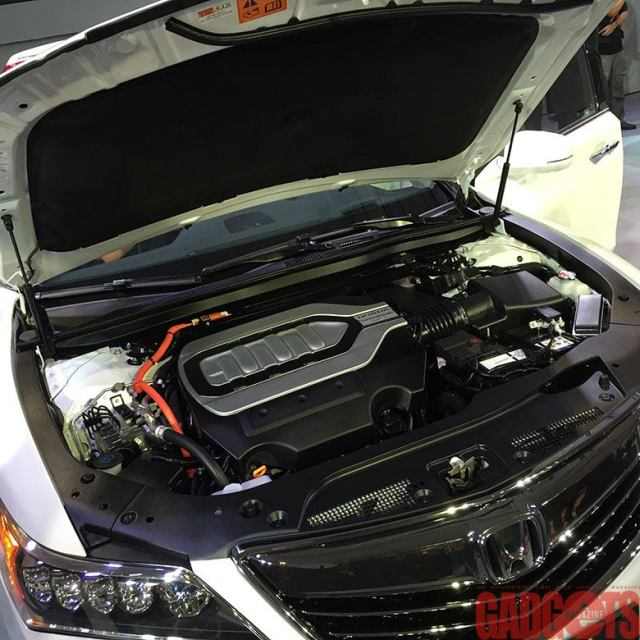 Honda-Legend-Engine