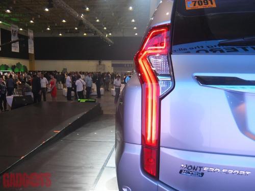 Mitsubishi Montero Sport 4
