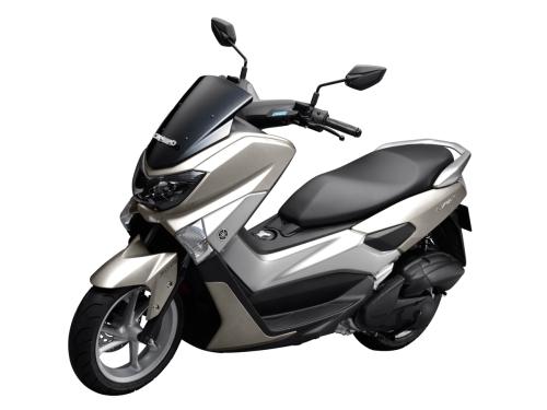 Yamaha NMax 2