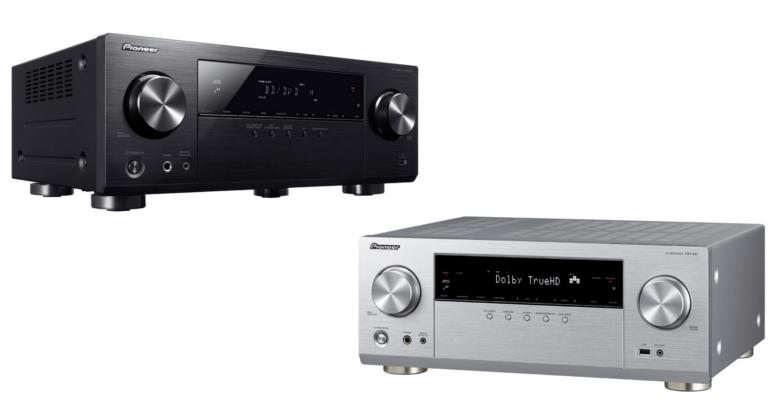 Parade: Pioneer VSX-831 and VSX-531 AV Receivers