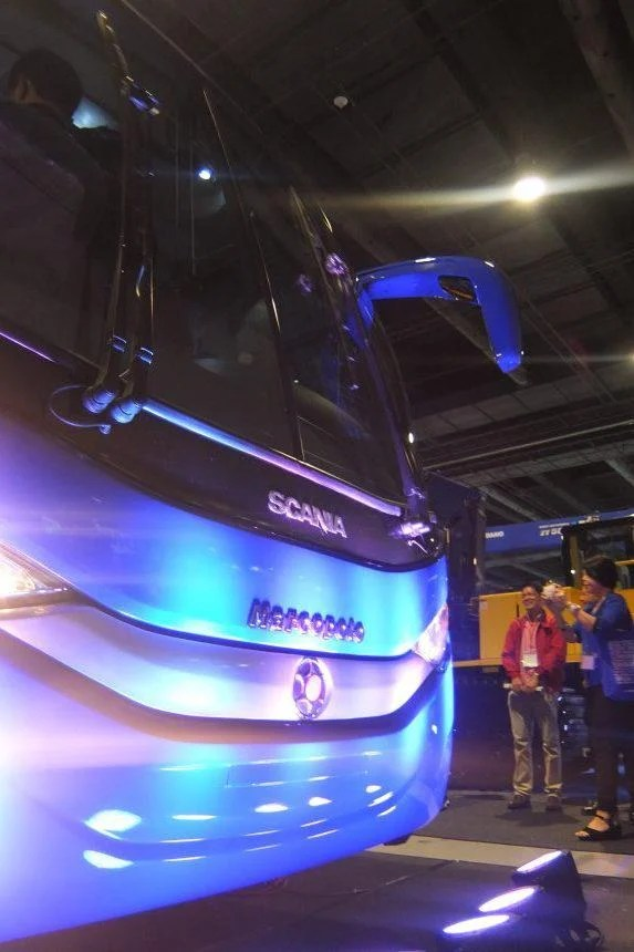 Scania front