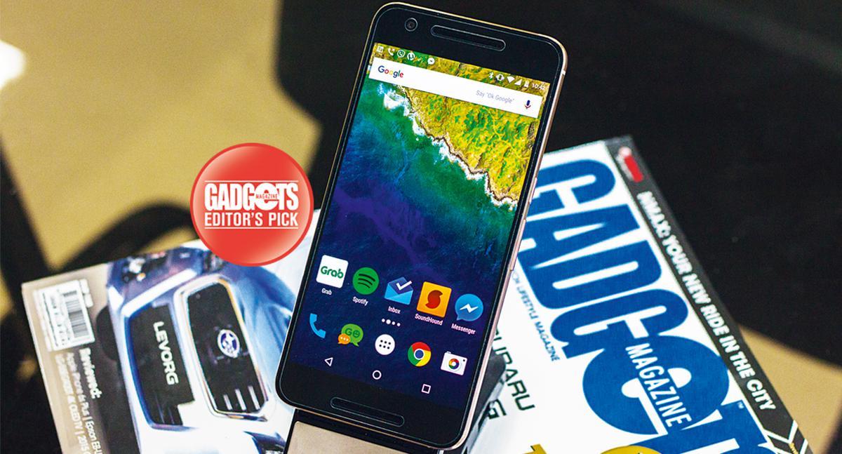Reviewed: Huawei Nexus 6P