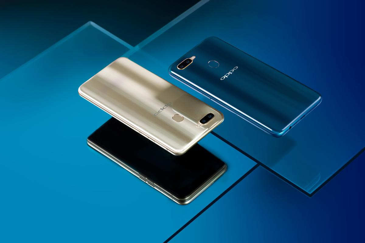 Quick Look: OPPO A7