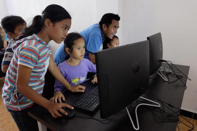HP Tech Hub