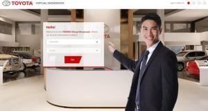 Toyota Virtual Showroom