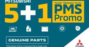 Mitsubishi promo