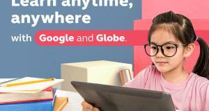Globe Google Education