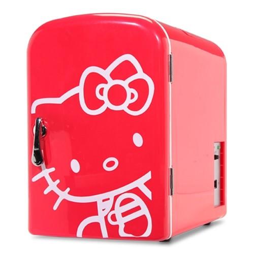 Hello Kitty Mini Fridge Gadgets Matrix