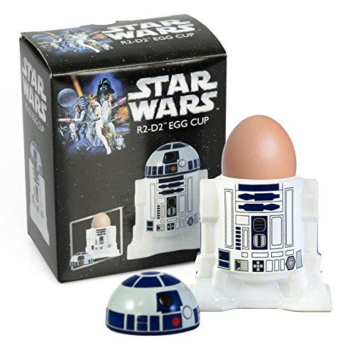 Star Wars R2 D2 coquetier avec couvercle