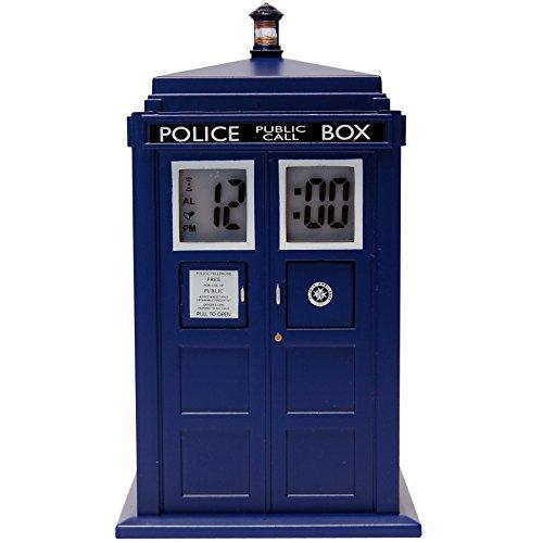 Dr Who Réveil à projection