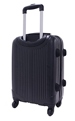 Valise-cabine-55cm-Trolley-ALISTAIR-Airo-ABS-ultra-Lger-4-roues-0-1