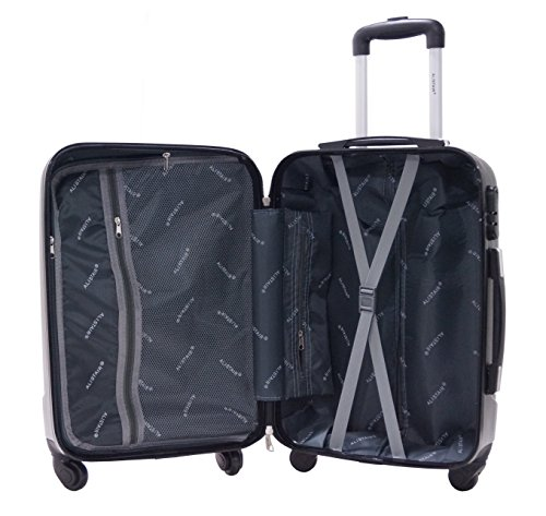 Valise-cabine-55cm-Trolley-ALISTAIR-Airo-ABS-ultra-Lger-4-roues-0-2