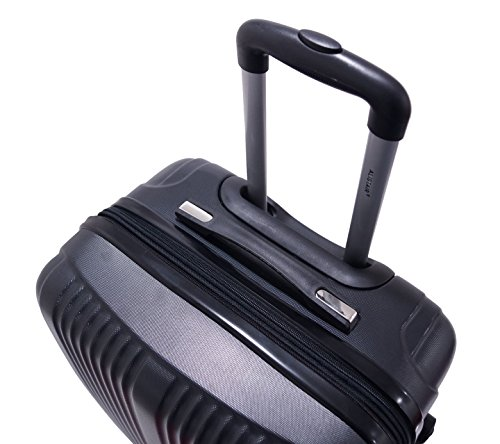 Valise-cabine-55cm-Trolley-ALISTAIR-Airo-ABS-ultra-Lger-4-roues-0-3