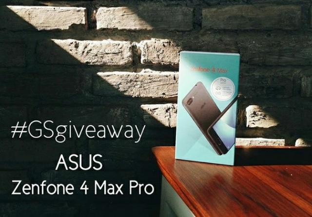 Pemenang Asus ZenFone 4 max pro