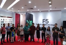 OPPO  F5, OPPO  F5 Youth dan OPPO  F5 6 GB