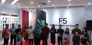 OPPO F5, OPPO F5 Youth dan OPPO F5 6 GB